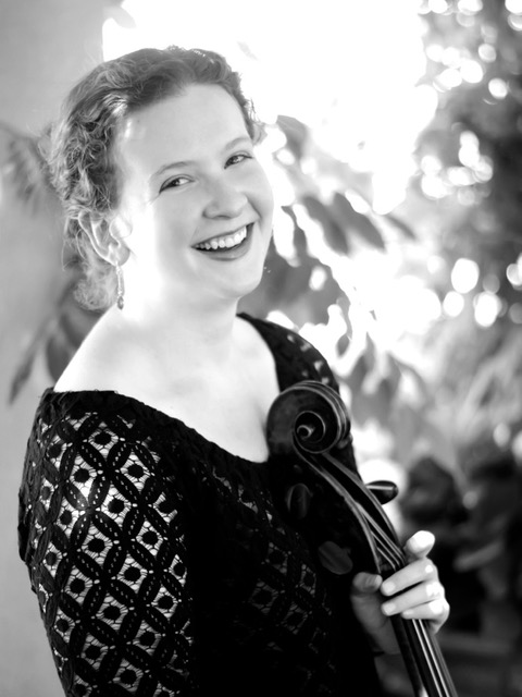Glenna Curren - Cello Instructor at St. Peter's Community Arts Academy